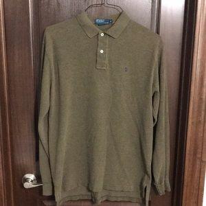 Polo by Ralph Lauren Long Sleeve Polo Shirt